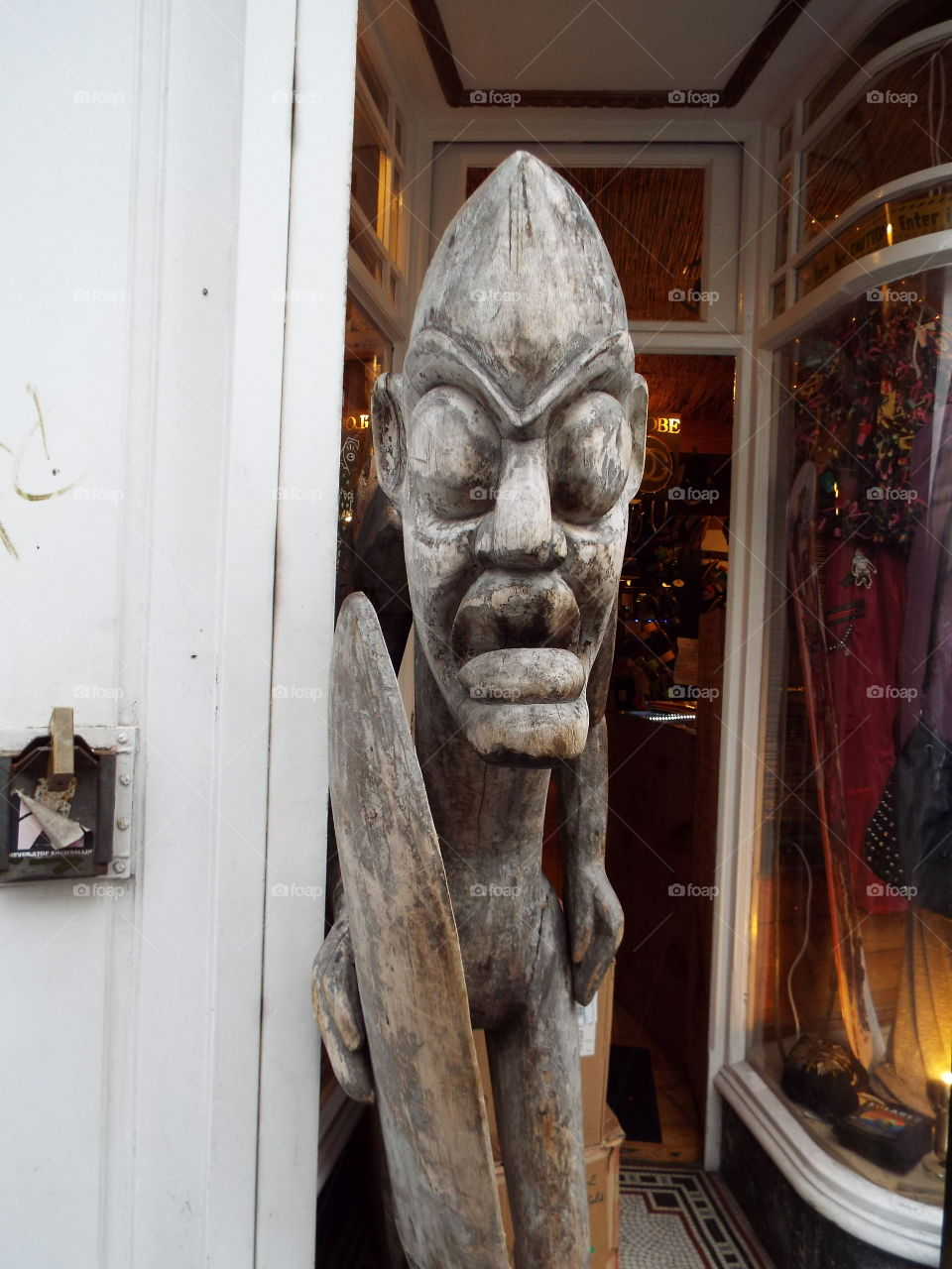 Bud Eyed Sculpture