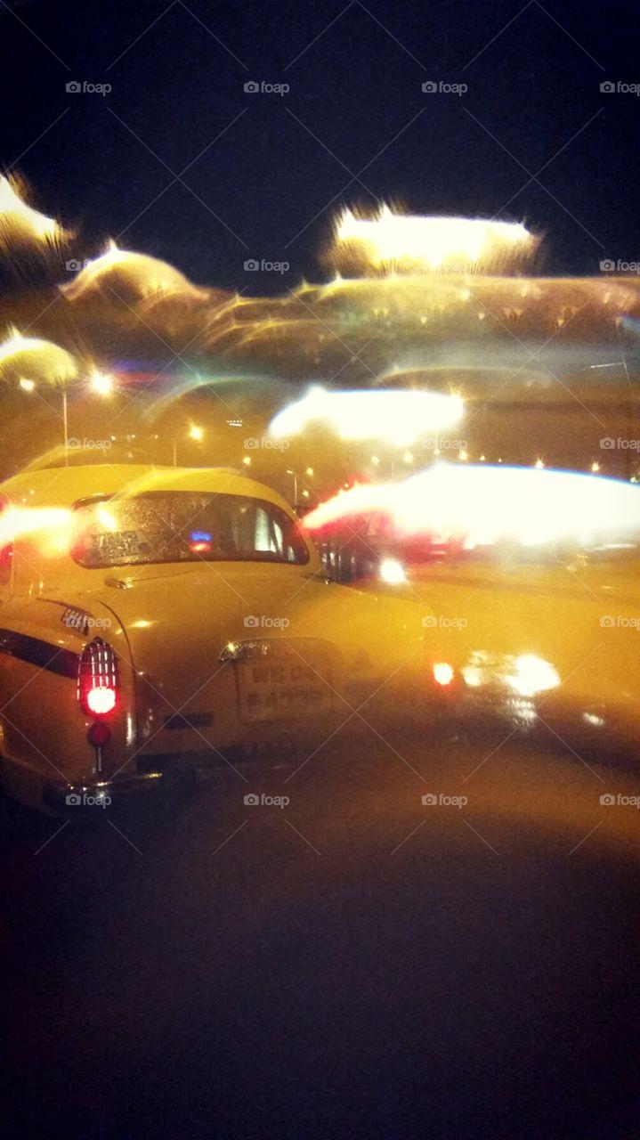 kolkata taxi race