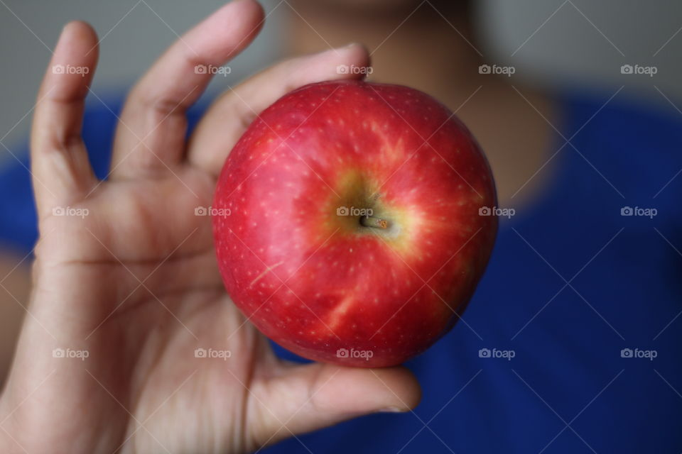 Apple a day keeps a Doctor away