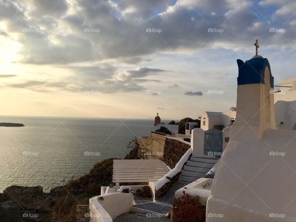 Santorini, Greece vacation 2017.