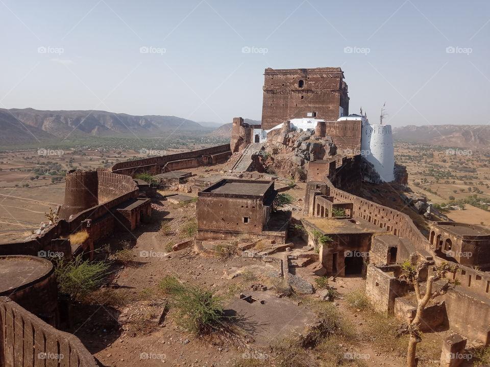 Pratapgar- Fort in Rajasthan
