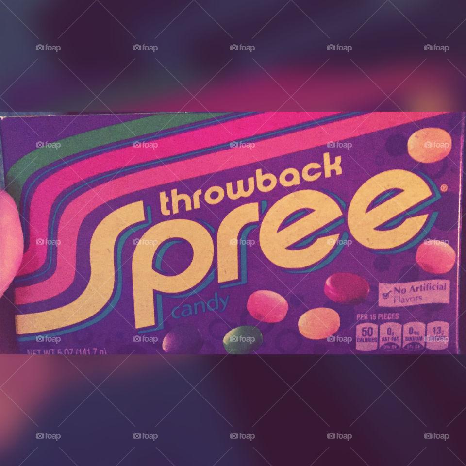 Throwback Spree
