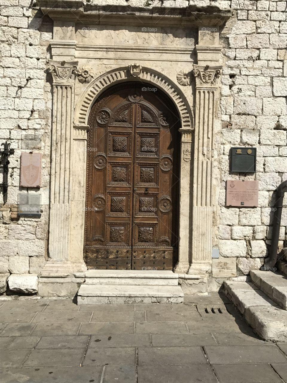Parco del Monte Subasio —  Assisi Italy