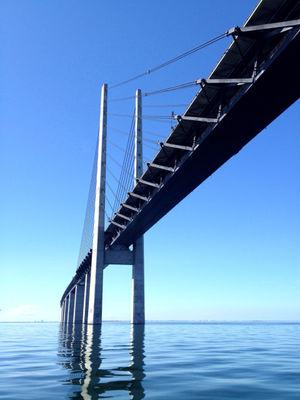 sea sweden ocean malmö by knattja