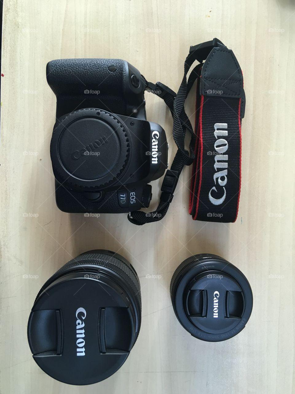 Camera, canon camera, dslr, eos canon, love camera, camera wallpaper, wallpaper, canon, lens, 50mm lens