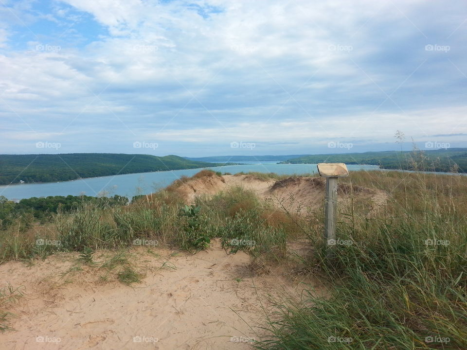 scenic trail overlook