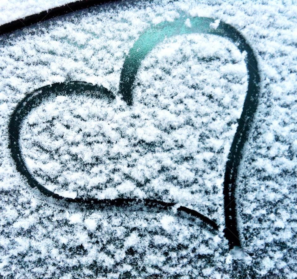 snow winter sweden car by foapsus