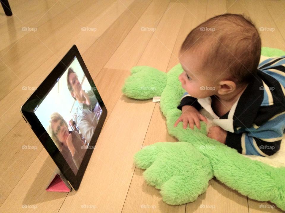 baby technology boy kids by jeff631