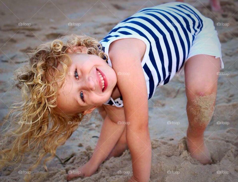 Sand Cutie