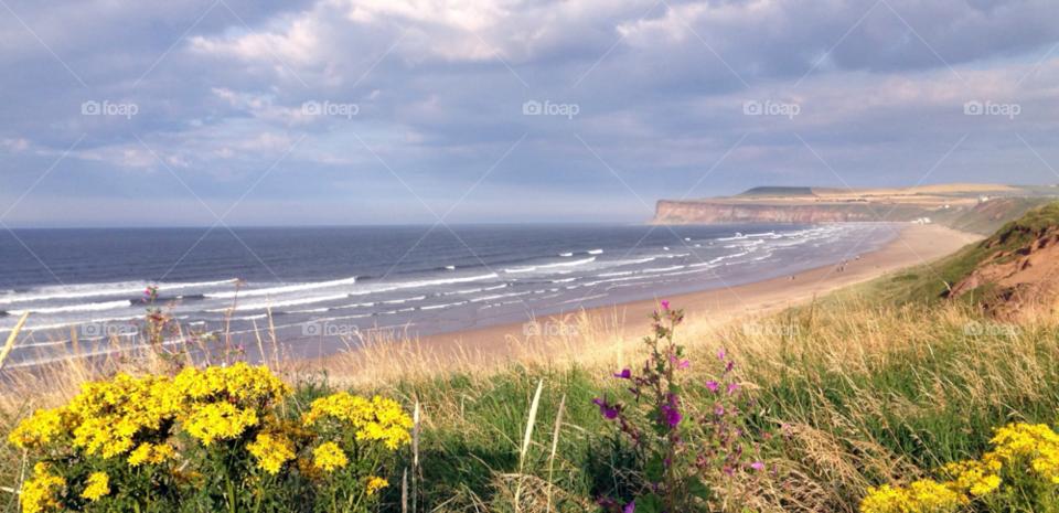 beach summer england sea by bettysmum