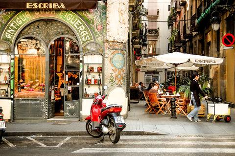 Art Nouveau in Barcelona