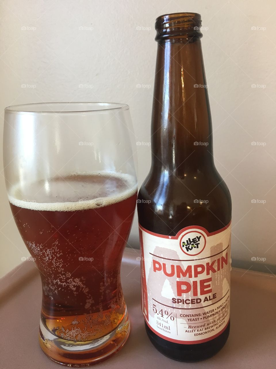 Craft beer for fall