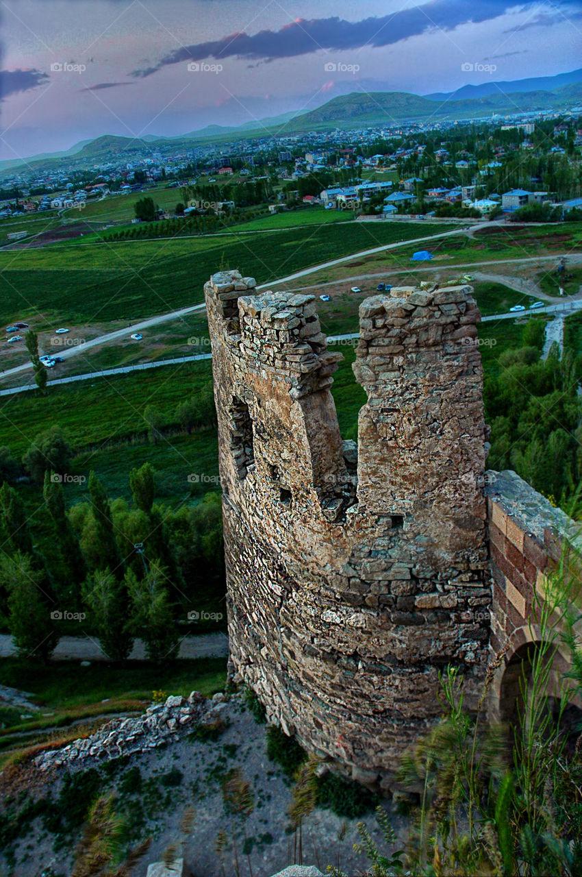 Ruins of Tushpa