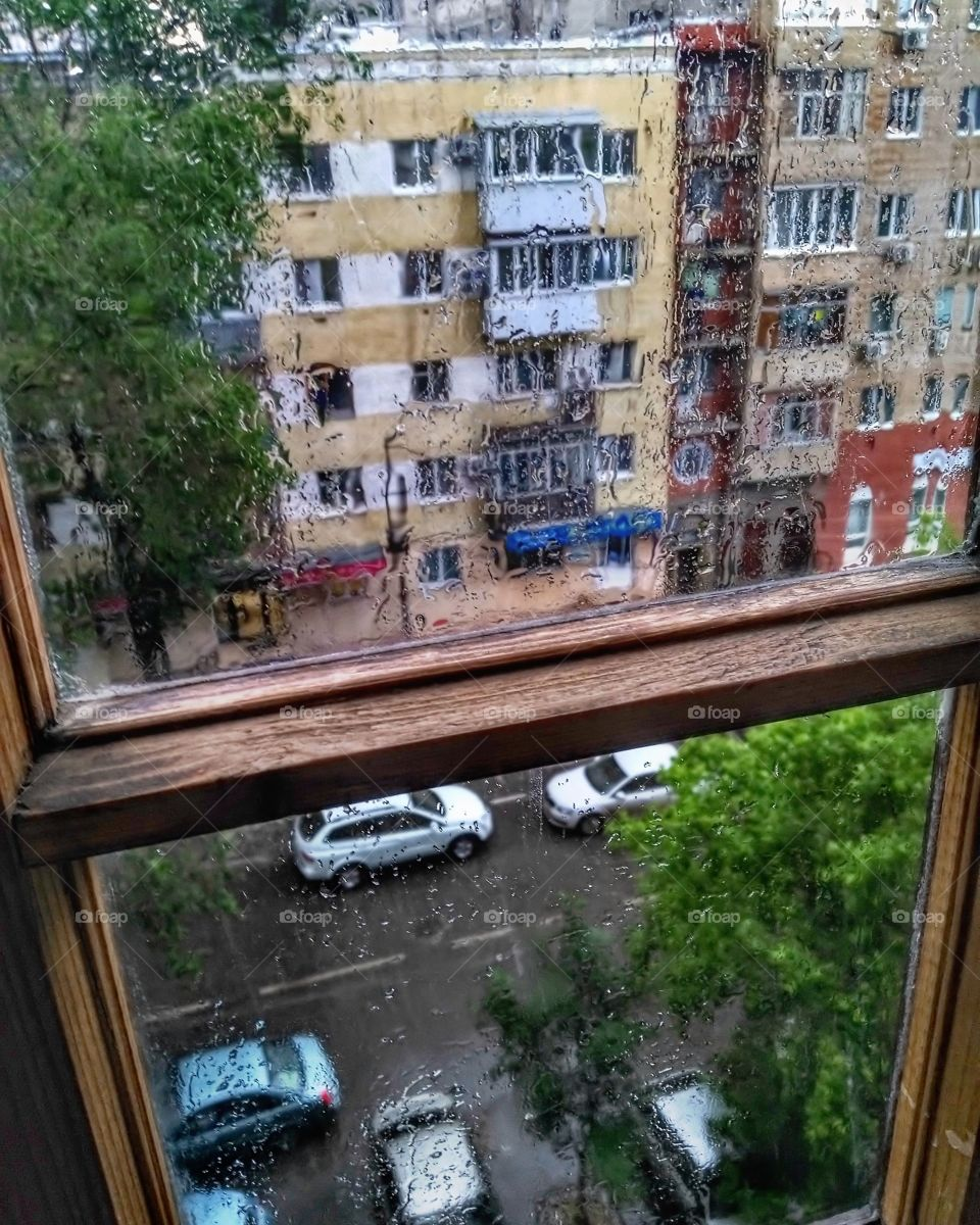 Saratov Russia ..window