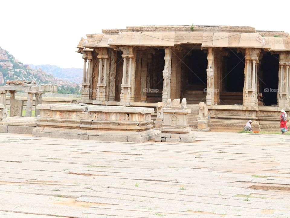 Temple, Travel, Ancient, Architecture, Archaeology