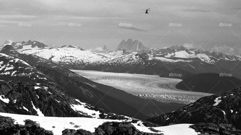 Mendenhall Glacier Helicopter