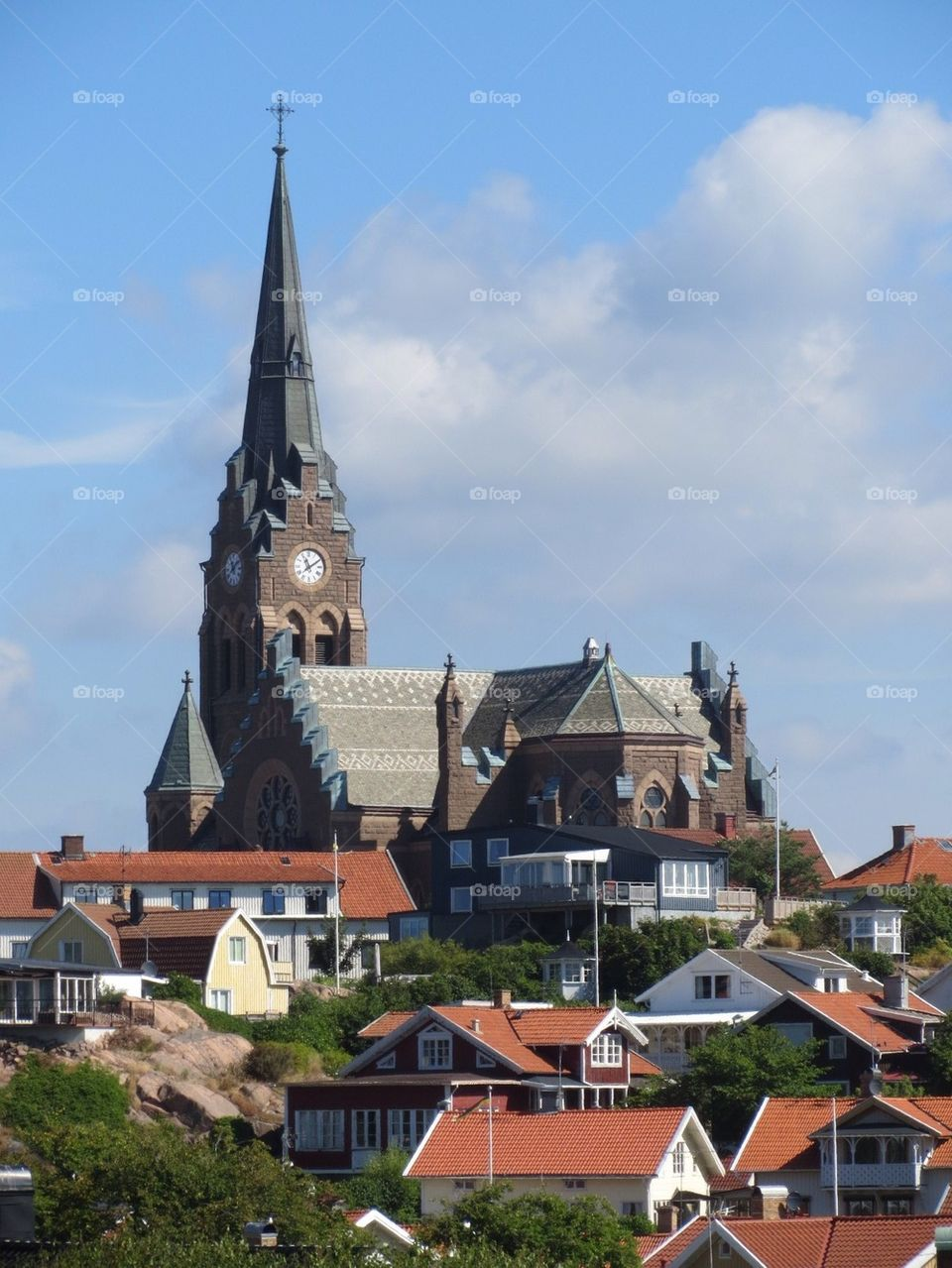 Lysekil church