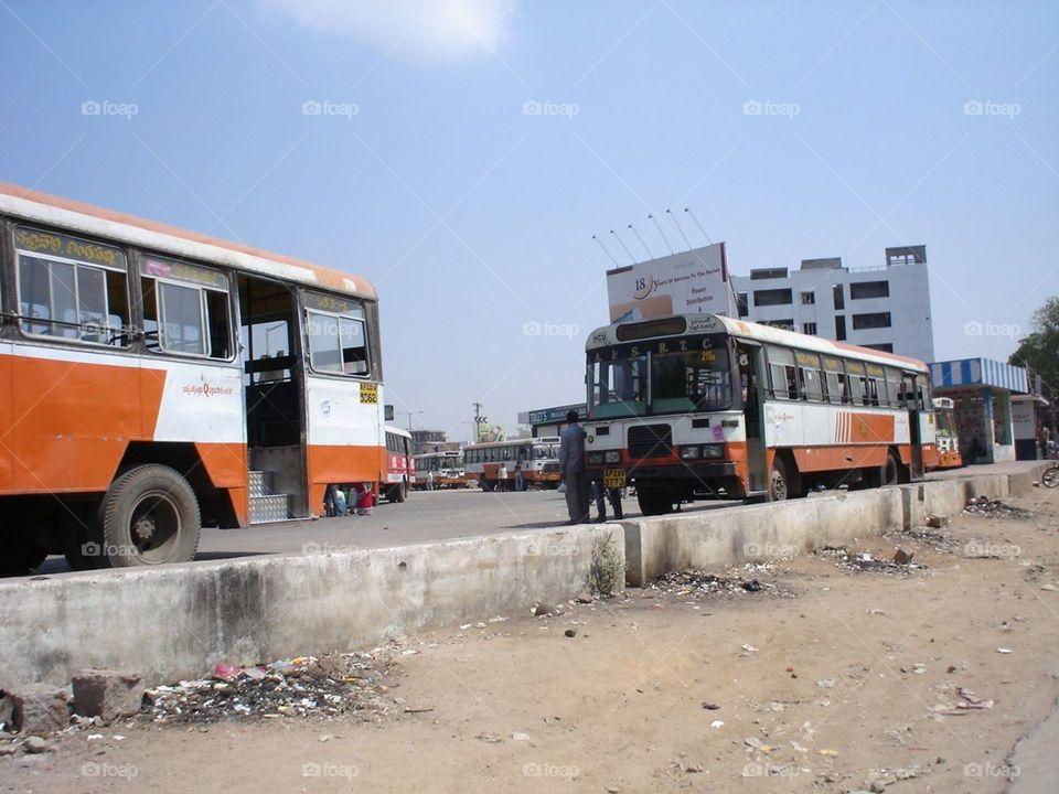 Hyderabad Buses