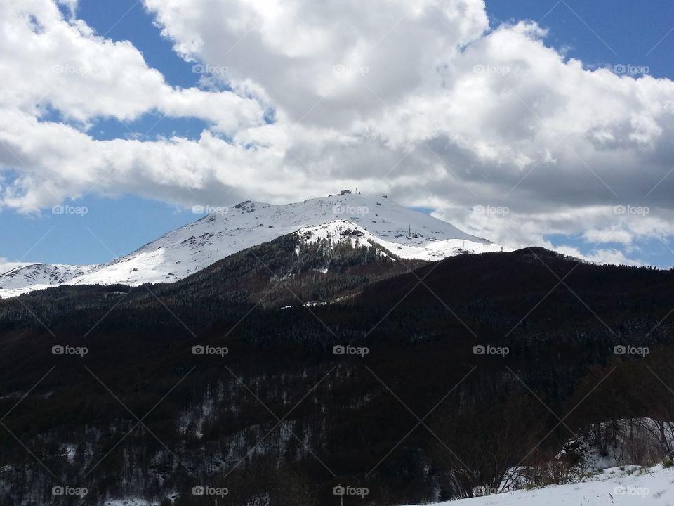 Cimone Mountain