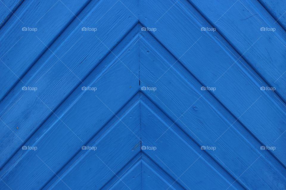 Greek blue wooden surfade