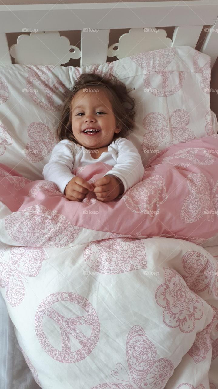 Toddler refusing to sleep