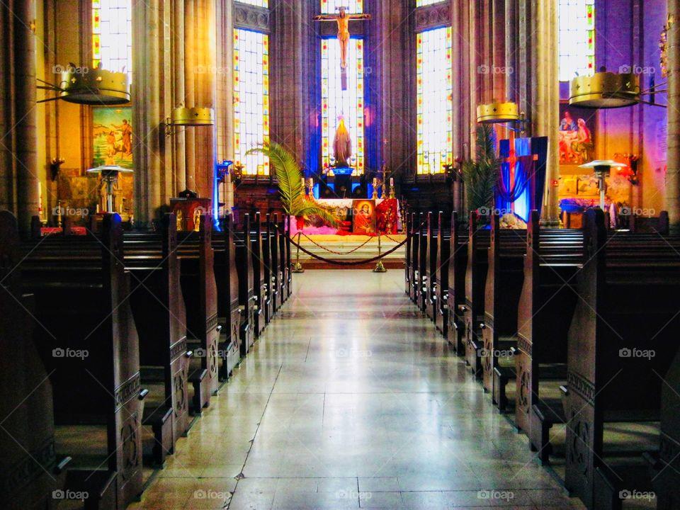 Church of St. Anthony of Padu, Istanbul