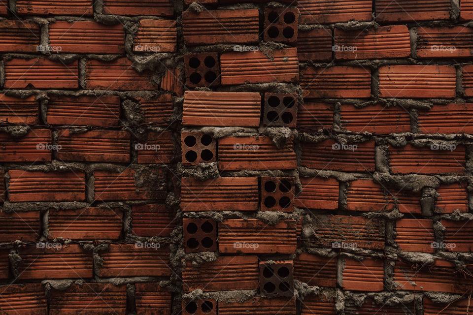 brick wall symmetry