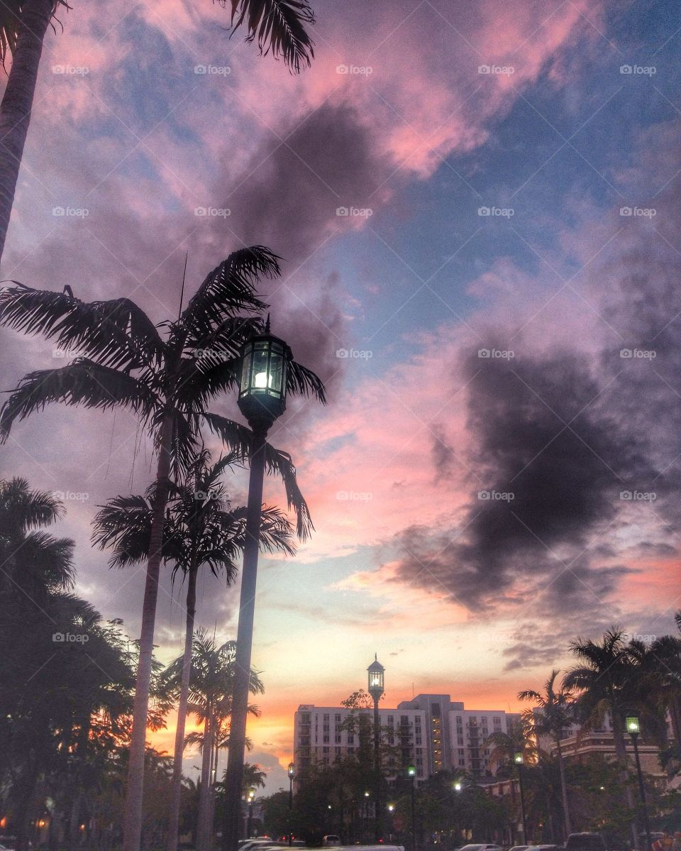 Florida sunsets are everything