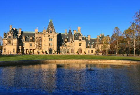 The Biltmore House and Garden