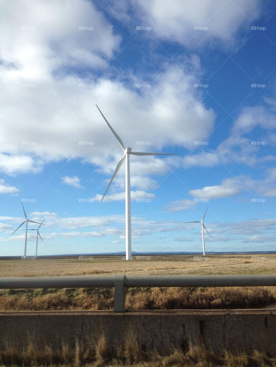 canada wind turbine nova scotia east coast by lagacephotos