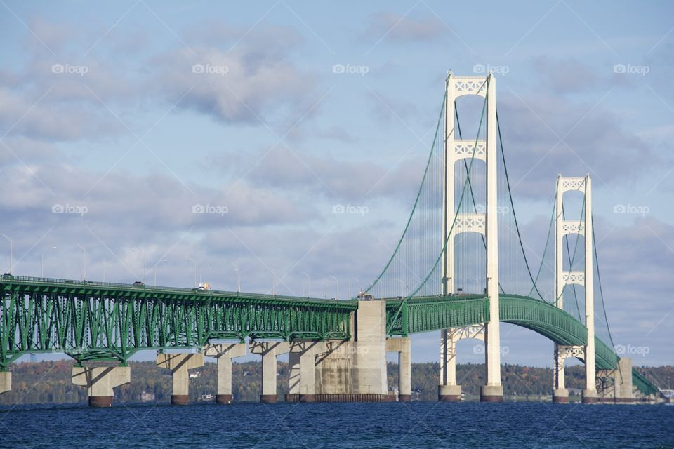 Mackinaw Bridge Michigan
