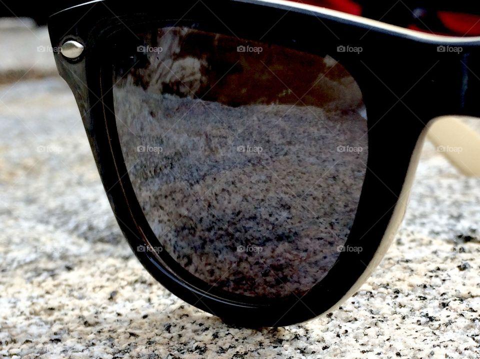 Sunglasses lance