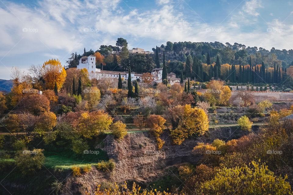 Granada Fall Foliage