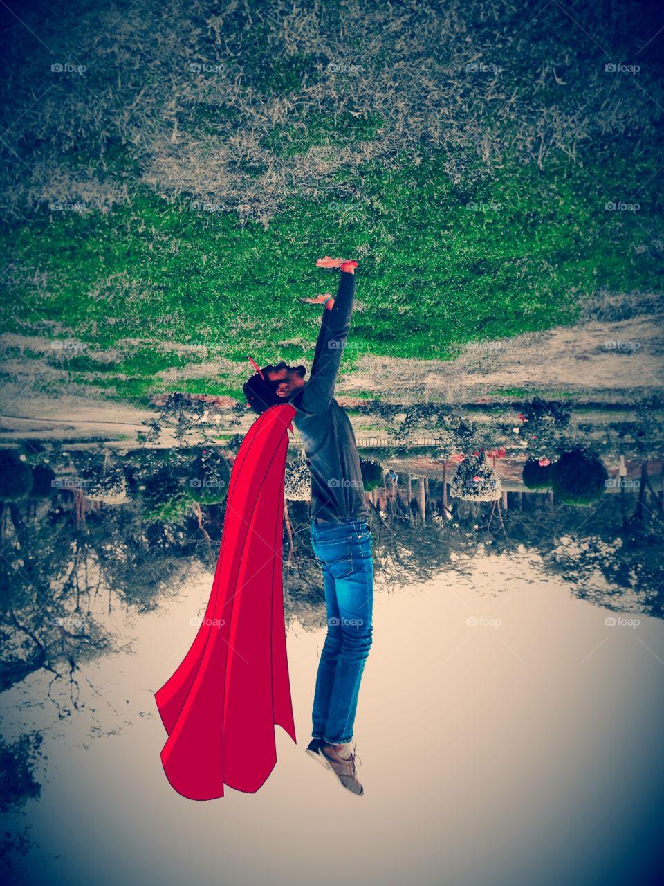 Superman Man💪😂