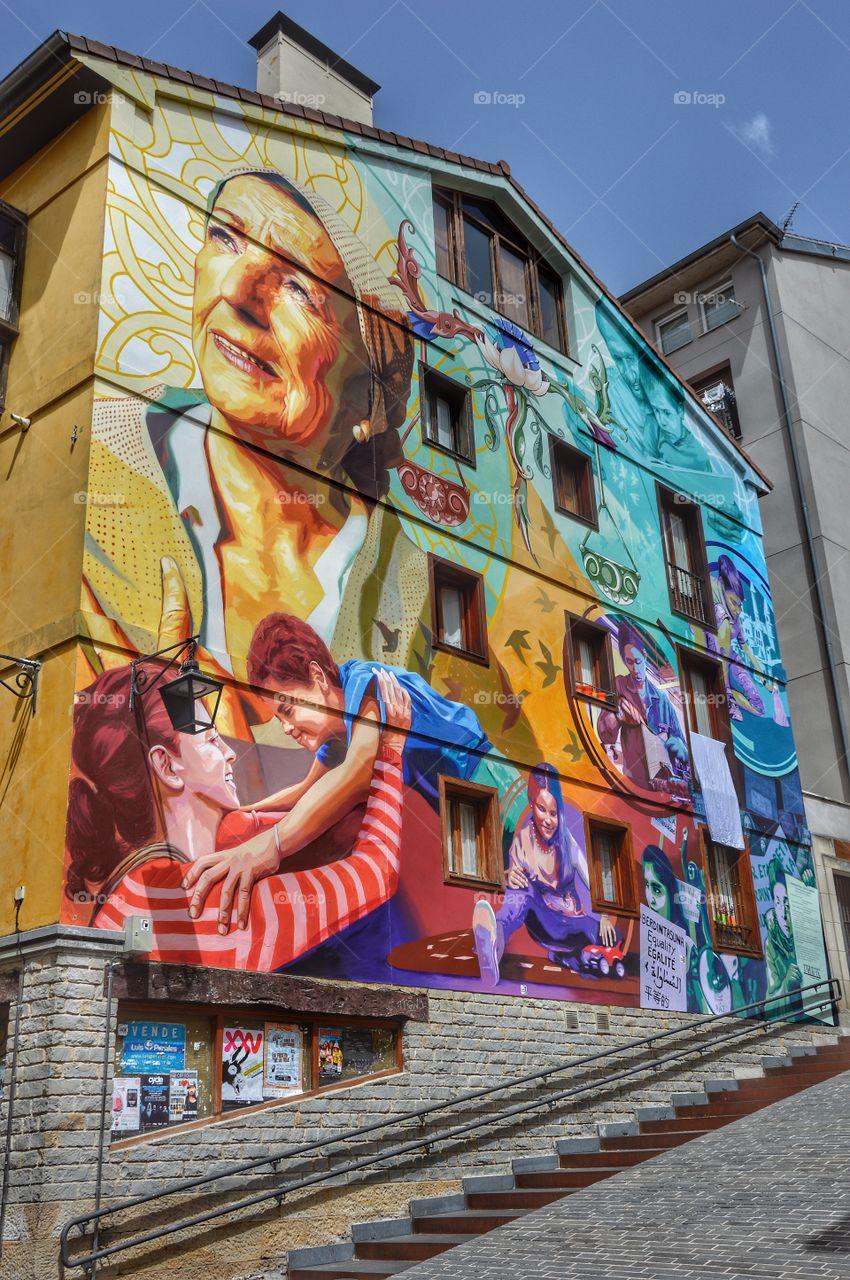 Street Art (Vitoria - Spain)