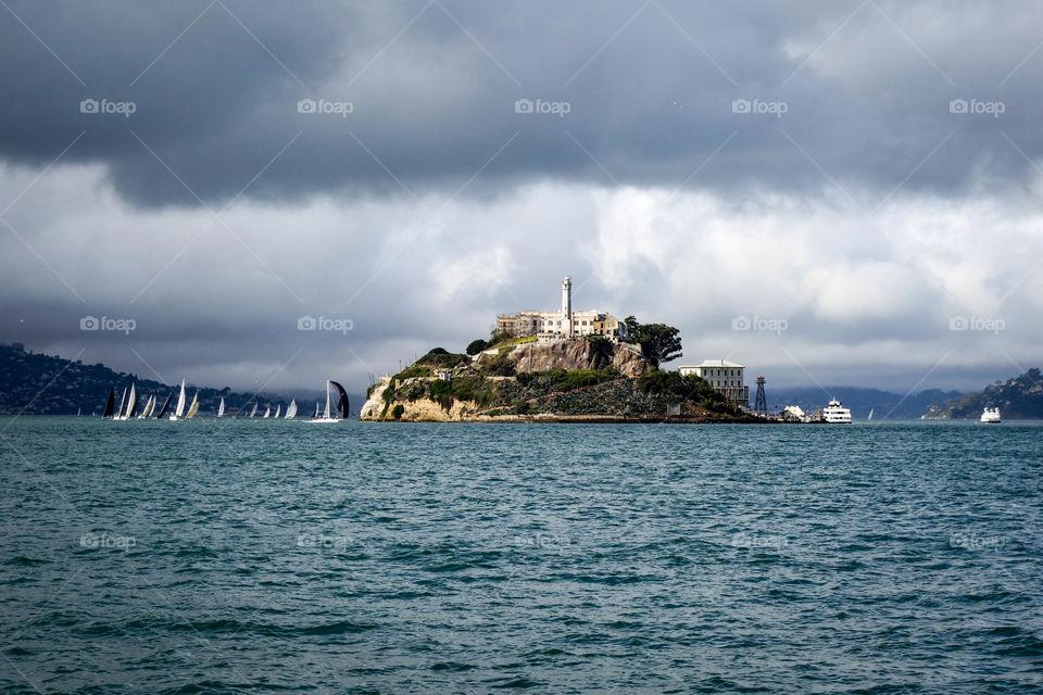 Alcatraz Regatta