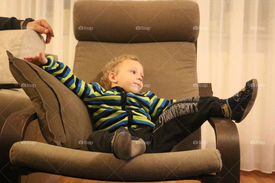 Indoors, Seat, Sofa, Furniture, Child